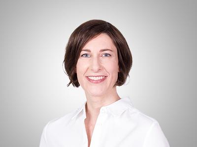 Julia Eisenacher, Fachärztin für Innere Medizin und Gastroenterologie