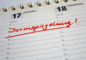 Termin Darmspiegelung Gastroenterologie Berlin